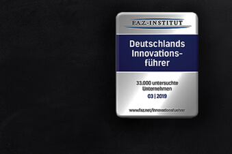 Deutschlands <br />Innovationsführer 2019
